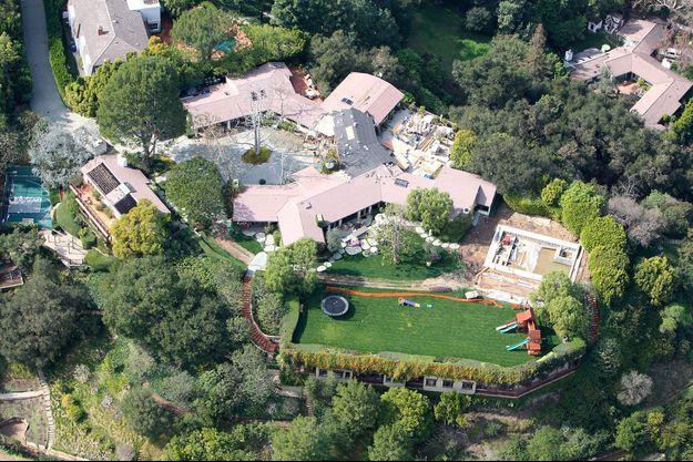 La maison de Ben Affleck et Jennifer Garner achetée par Adam Levine et Behati Prinsloo