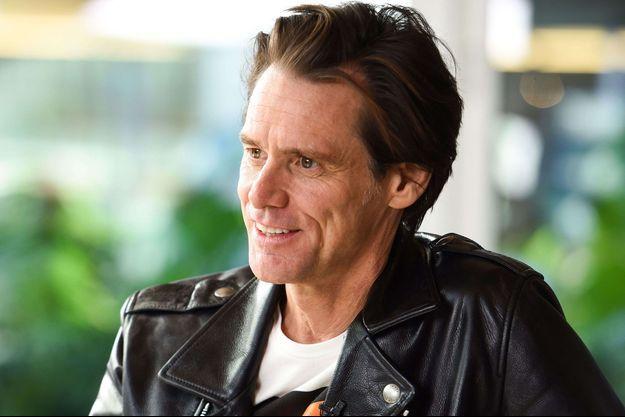 Jim Carrey à Toronto en 2017.