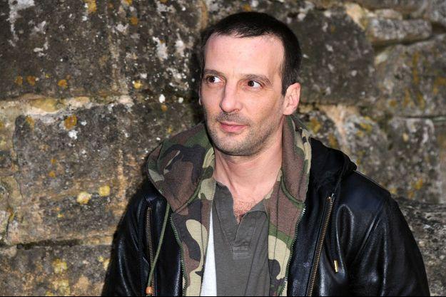 Mathieu Kassovitz en 2011.