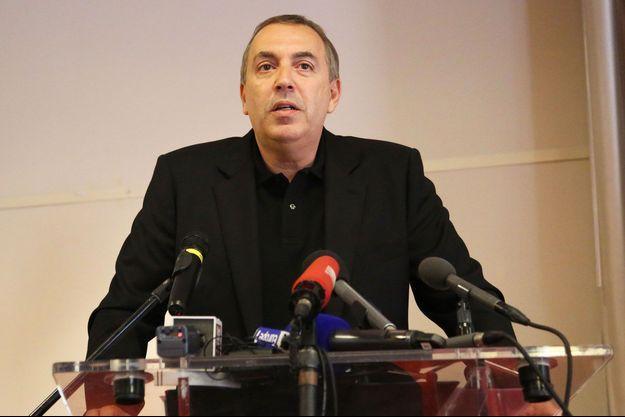 Jean-Marc Morandini en 2016.
