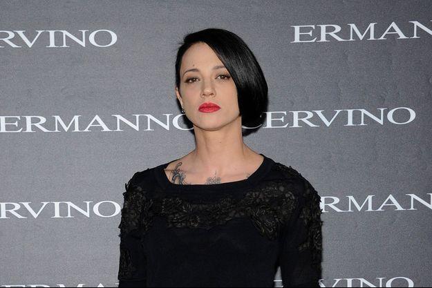 Asia Argento, le 18 juin 2014 à Florence.