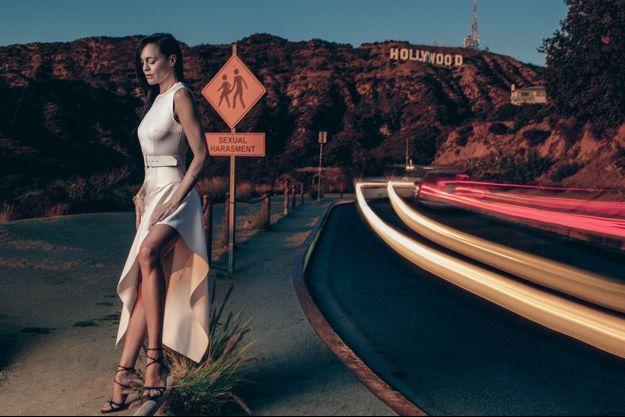 A Los Angeles. Célèbres ou inconnues, comme Jennifer, notre modèle, les femmes refusent désormais d'être des proies sur la route du succès.
