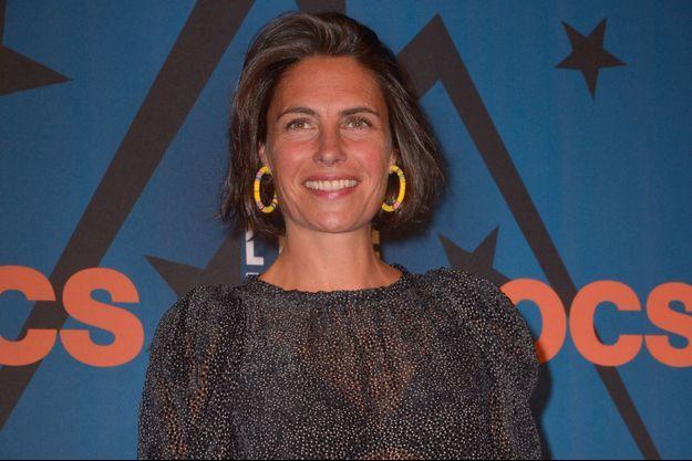 Alessandra Sublet en janvier 2020.