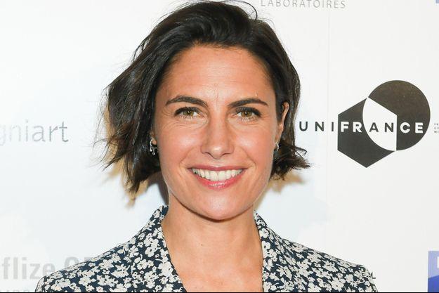 Alessandra Sublet à Paris en février 2019.