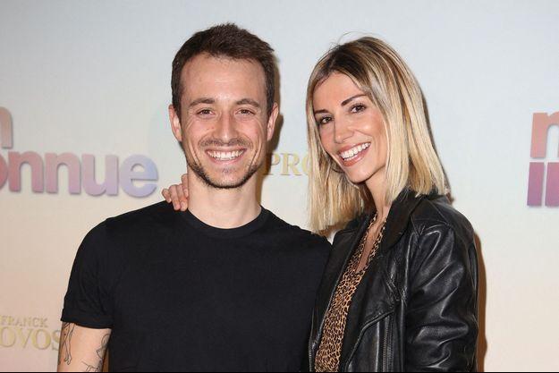 Hugo Clément et Alexandra Rosenfeld à Paris, le 1er avril 2019