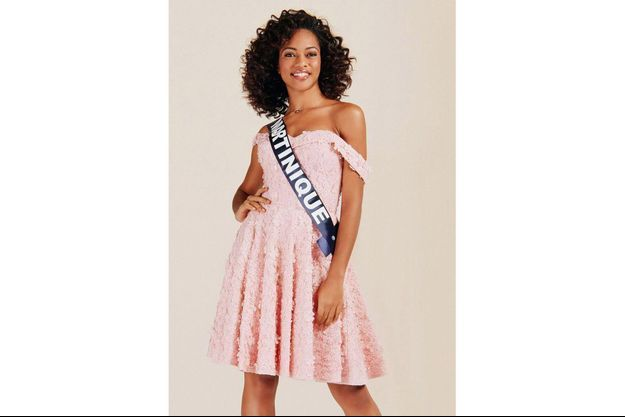 Ambre Bozza, Miss Martinique