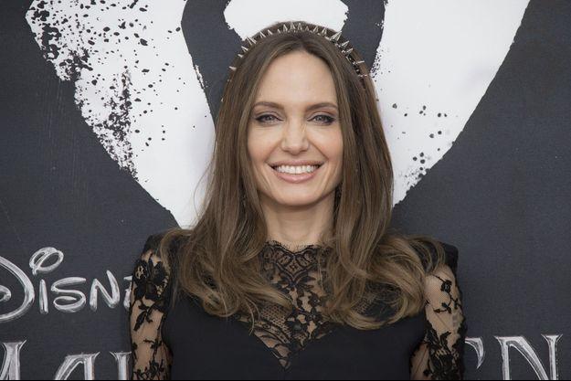 Angelina Jolie en 2019.
