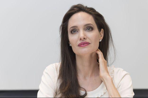 Angelina Jolie à Beverly Hills le 27 août 2017.