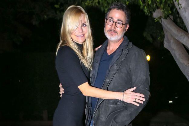Anna Faris et son fiancé Michael Barrett