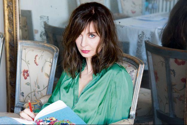 L'un des carnets dans lesquels elle aime tout noter et qui lui a servi pour l'écriture de son premier roman.