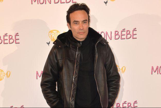 """Anthony Delon à l'avant-première du film """"Mon Bébé"""" à Paris le 11 mars 2019."""