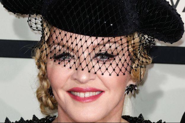 Madonna en 2015.