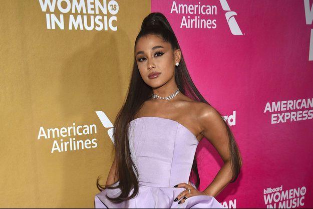 Ariana Grande, décembre 2018