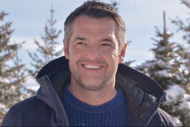 Arnaud Ducret en janvier 2018.