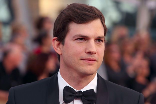 Ashton Kutcher aux Screen Actors Guild Awards, en janvier 2017