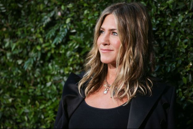 Jennifer Aniston en juin 2018 à Malibu.