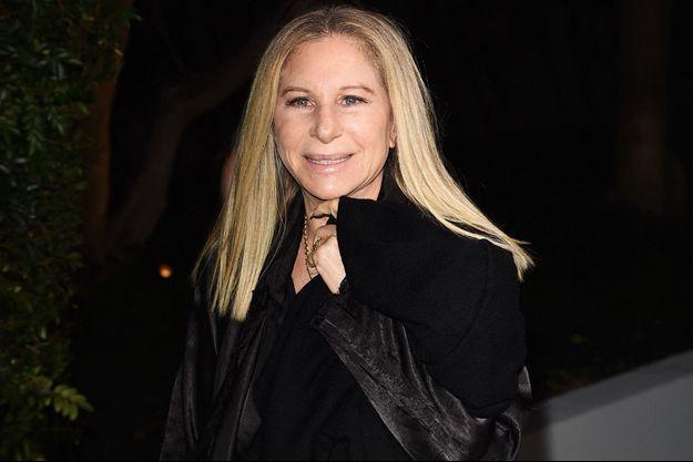 Barbra Streisand à Los Angeles en juin 2018.