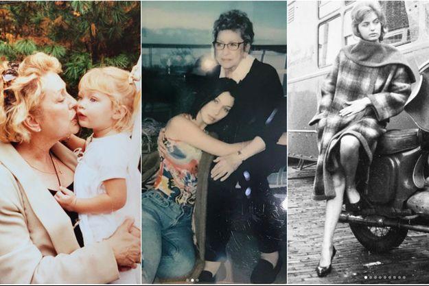 Les photos-souvenirs de la famille Hadid avec Ans van den Herik.