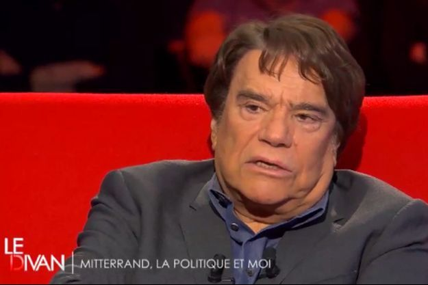 Bernard Tapie Raconte La Mort Brutale De Son Pere
