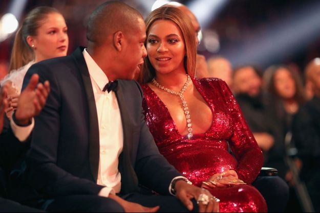 Jay-Z et Beyoncé aux Grammy Awards