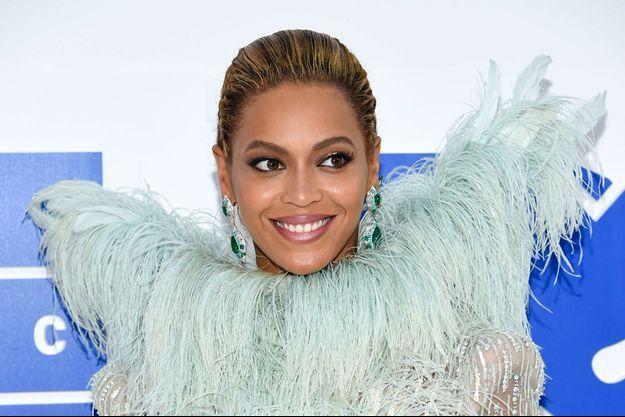 Beyoncé le 28 août 2016.