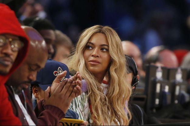 Beyoncé en février 2017.