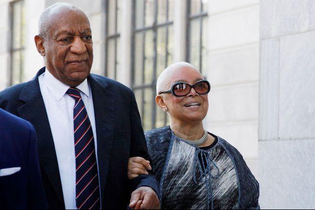 Bill et Camille Cosby en 2017.