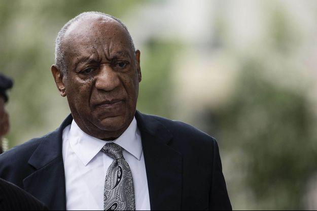 Bill Cosby à son procès, le 17 juin 2017.