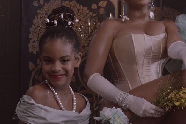 """Blue Ivy Carter dans """"Black is King"""", le nouvel album visuel de Beyoncé diffusé le 31 juillet 2020 sur Disney+"""