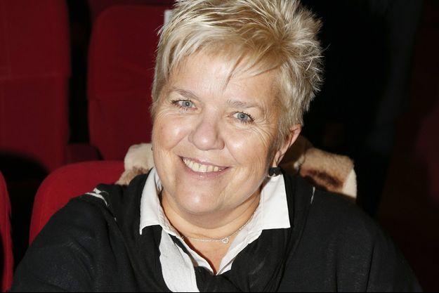 Mimie Mathy en décembre 2016.
