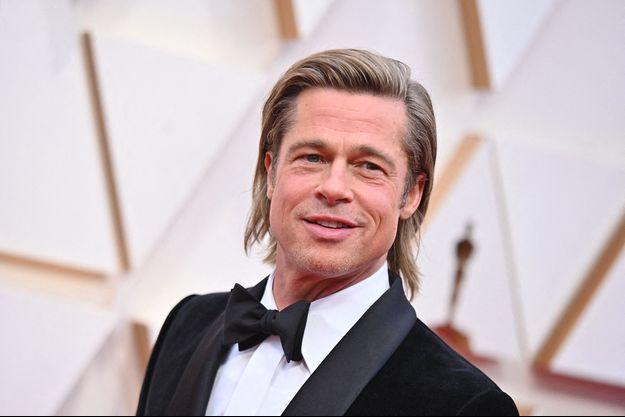 Brad Pitt en février 2020.