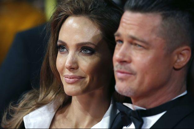 Angelina Jolie et Brad Pitt déjà 2 ans de mariage.