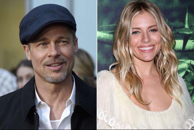 Brad Pitt et Sienna Miller en couple ?