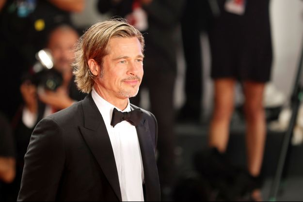 Brad Pitt lors du Festival de Toronto