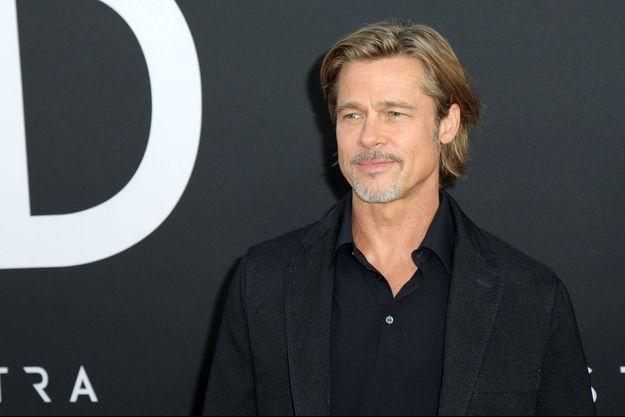 Brad Pitt le 18 septembre 2109 à Los Angeles