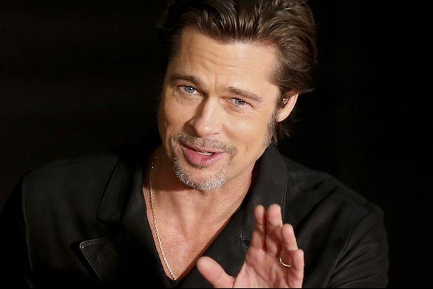 Brad Pitt en 2014.
