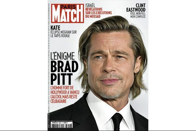 La couverture du numéro 3692 de Paris Match