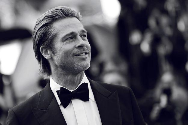 Brad Pitt au Festival de Cannes en mai 2019.