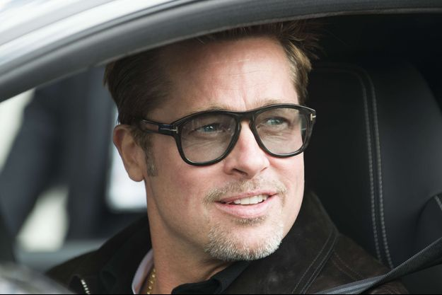 Brad Pitt en juin 2016.