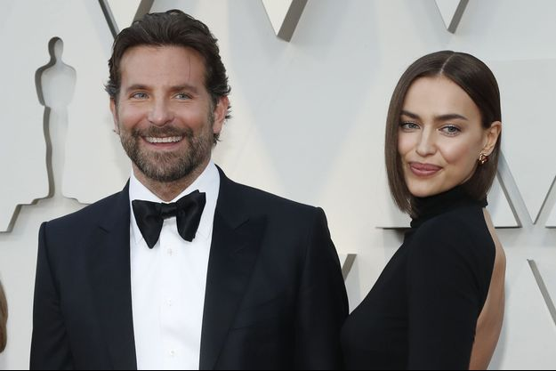 Bradley Cooper et Irina Shayk aux Oscars 2019