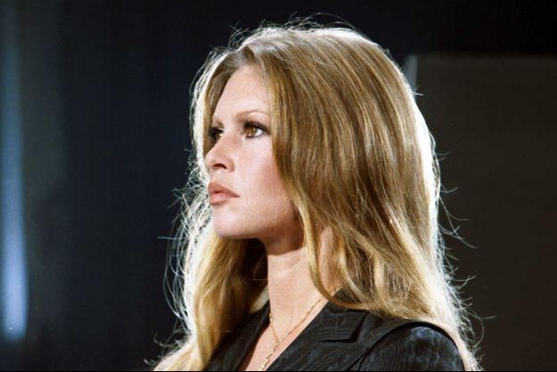 Brigitte Bardot en 1973.