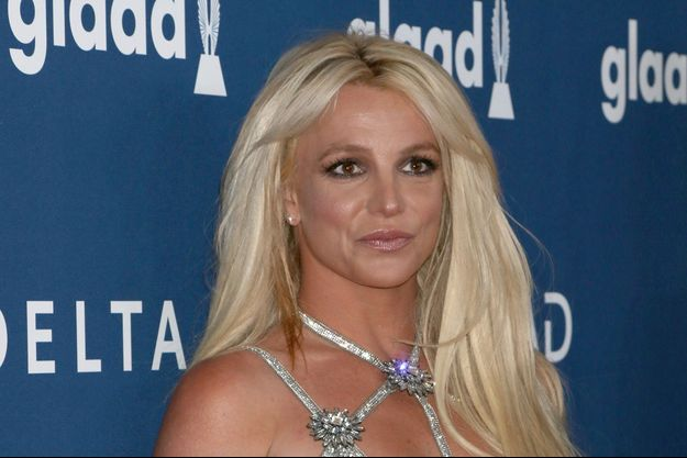 Britney Spears à Los Angeles, 12 avril 2018