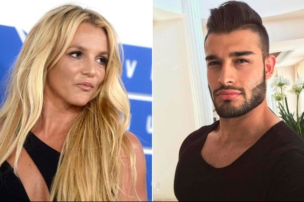 Britney Spears et Sam Asghari.