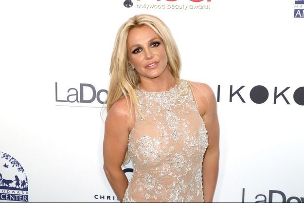 Britney Spears à Los Angeles, le 25 février 2018