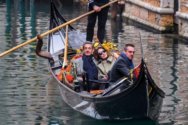 Promenade sur les eaux de la Sérénissime, le 3 février.
