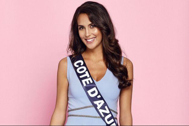 Caroline Perengo, Miss Côte d'Azur 2018