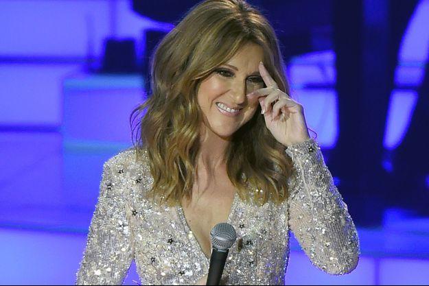 Céline Dion à Vegas.