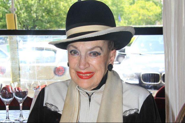 Geneviève de Fontenay en juillet 2020.