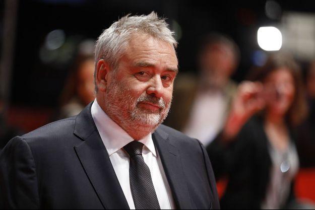 Luc Besson en février 2018 à Berlin.