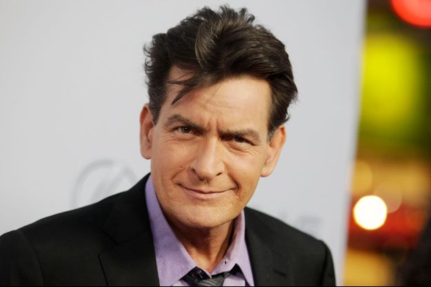 Charlie Sheen à Hollywood le 11 avril 2013.